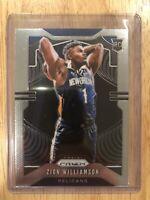 Zion Williamson 🔥🔥🔥2019-20 Panini Prizm Zion Williamson Rookie #248