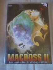 ** Macross II 2 *(6 épisodes) série intégrale Kenichi Yatagai DVD MANGA