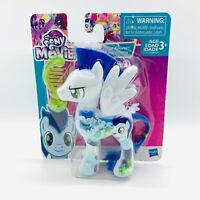 "My Little Pony G4 The Movie All About 4"" Pegasus MLP Wonderbolt Soarin Brand New"