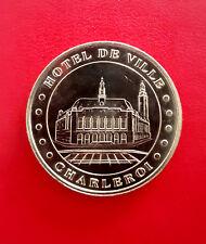 Monnaie de Paris - Belgique Charleroi Hotel de ville Jeton Mdp Touristique 2000