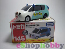Takara Tomy Dream Tomica No. 145 Pokemon Mijumaru Diecast Car 464549