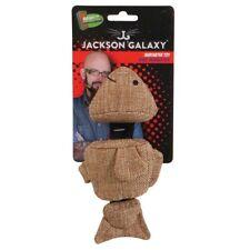 Jackson Galaxy Marinater Toy Sliding Fish Large Free Shipping