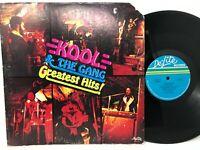 Kool & The Gang Greatest Hits LP Vinyl Record First Pressing 1975 DEP-2015