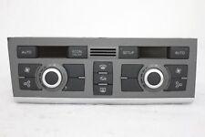 4F1820043H 1HA 4F1820043R Climate Control Panel Climatronic Audi A6 S6 Quattro