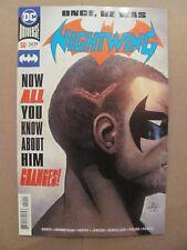 Nightwing #50 DC Universe 2018 Series 1st Print 9.6 Near Mint+