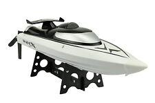 RC Rennboot Speedboot WaveX 45km/h 2,4 GHz 47cm inkl Lipo Akku, Ladegerät NEU
