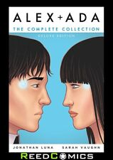 ALEX + ADA THE COMPLETE COLLECTION DELUXE EDITION HARDCOVER Collects #1-15