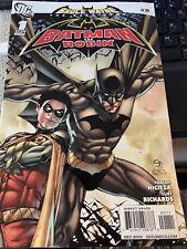 Batman and Robin Comic 1 Bruce Wayne The Road Home Cover A First Print DC
