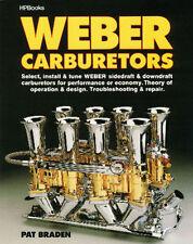 """EMPI VW BUG HP BOOK'S """"WEBER CARBURETORS""""  HOW TO BOOK   11-1050"""
