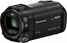 Panasonic SDXC/SDHC/SD Camcorders with Image Stabilisation
