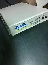 ZYXEL U-90E external fax modem V90/V34 paar + eine reserve (3 stk)