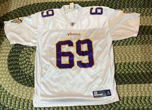 Jared Allen #69 Minnesota Vikings NFL Football Reebok Jersey Size 50