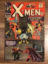 Uncanny X-men #20 Silver age