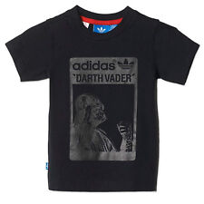 ADIDAS ORIGINALS STAR WARS KIDS CAMISETA DARTH VADER Camiseta Negro S14386
