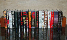 Stephen King Hardcover Lot of 20 HC Books - Cujo, Talisman, Under Dome, 11/22/63