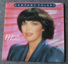 Mireille Mathieu, l'enfant volant / je suis revenue vers toi, SP - 45 tours