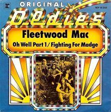 FLEETWOOD MAC Oh Well Vinyl Record 7 Inch Dutch Reprise REP 14 054 1980