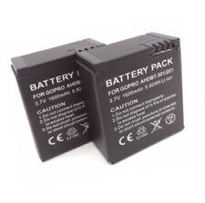 [ X 2 ] Pcs Premium Battery ( 1600mAh ) for GoPro Hero3, 3+ [ AU ]