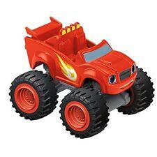 Blaze y el monstruo máquinas Diecast Vehículo-Blaze * Nuevo *