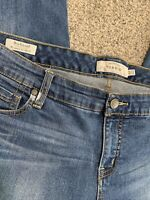 Women's TORRID BOYFRIEND STRETCH JEANS Size 22 Actual 44X27 Rise 11.5