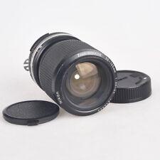 Obiettivo zoom Nikkor Nikon 35 - 105 1:3,5-4,5 manual focus vintage lens