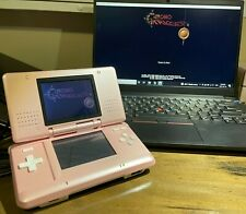 Nintendo DS with Loopy Capture Card