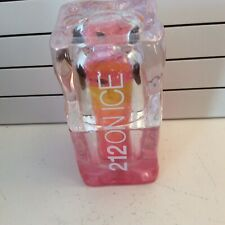 CAROLINA HERRERA 212 ON ICE EDT 60ML BRAND NEW