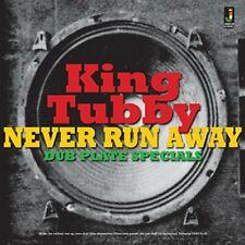 King Tubby - Never Run Away Dub Plate Specials [VINYL]