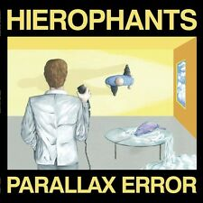 HIEROPHANTS PARALLAX ERROR GONER AARGHT RECORDS VINYLE NEUF NEW VINYL 12""