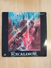 Vintage Laserdisc Excalibur Excellent condition