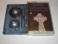 MC TAPE - BLACK SABBATH Headless Cross