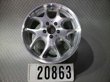 """1Stk.orig. Brabus Monoblock V Mercedes W168 W169 Alufelge 7,25Jx17"""" ET56 #20863"""