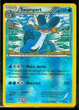 Pokemon SWAMPERT 35/160 - XY Primal Clash RARE Rev Holo - MINT