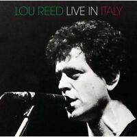 Lou Reed - Live In Italy [New Vinyl LP] Italy - Import