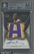 2006-07 UD Exquisite Limited Logos Kobe Bryant AUTO /50 BGS 8.5 ALTERED PATCH
