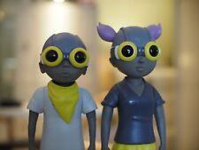 Hebru Brantley Mellow Yellow Flyboy & Lil Mama Fly Girl Set Arf0069