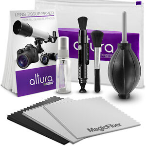 Altura Photo Professional Cleaning Kit for DSLR & Mirrorless Cameras and Lenses