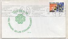 España Año Mundial de las Comunicaciones Lerida 1983 (CC-891)