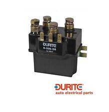 Durite 0-335-59, Bulkhead Change Over/Reversing Solenoid - 100A at 24V