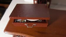 1/12 scale Dolls House Furniture  Artist painters Box   Arg03