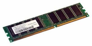 AEneon AED660UD00-500B98X (512MB DDR PC3200U 400MHz DIMM 184-pin) Memory