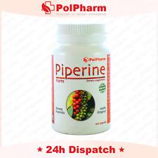 ORIGINALE Piperina forte Piper nigrum piperyna Max Perdita di Peso Fat Burner 120 Cap