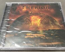 THERION  Sirius b CD Brazil Edition New Rare Celtic Frost Metallica Dio