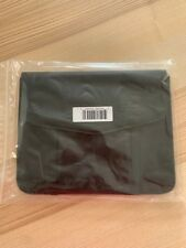 """Verizon Leather Tablet Sleeve for Tablets up to 10""""/Brand New/Black"""