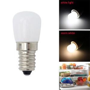 E14/E12 2835 SMD AC220-240V 3W LED Oven Lamp Globe Light Refrigerator Bulb