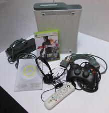 XBOX 360 bianca HDD 60GB HDMI con accessori e gioco Testata Funzionante
