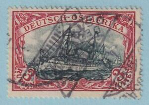 GERMAN EAST AFRICA 21  USED -  NO FAULTS EXTRA FINE!