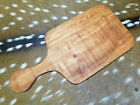 Wooden Antique Style CHEESE Cutting Board Wood Serving Tray Rustic Primitive