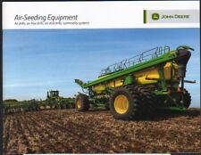 "John Deere Tractor ""Air-Seeding"" Equipment Brochure Leaflet"