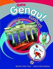 Ganz Genau! Kursbuch: Student Book - Years 9 and 10 by Elaine Terrain...